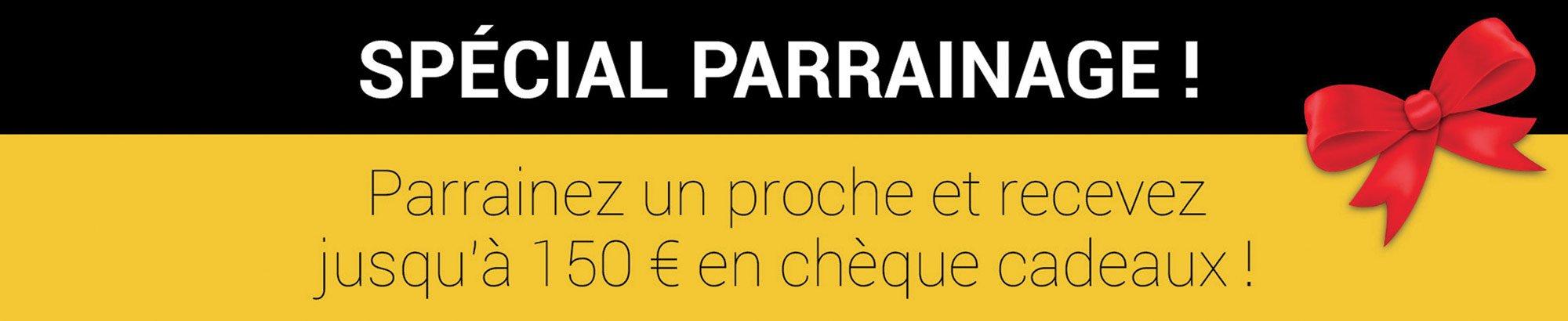parrainage small - Accueil