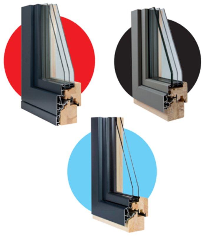 duoba mixte - Fenêtres bois et mixte