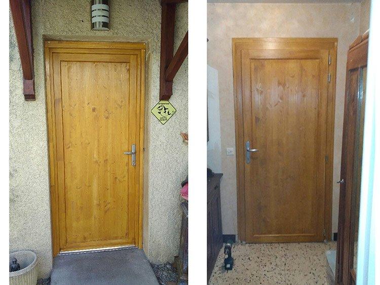 porte bois small - Portes